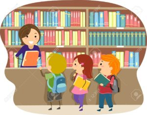 library-clipart-19